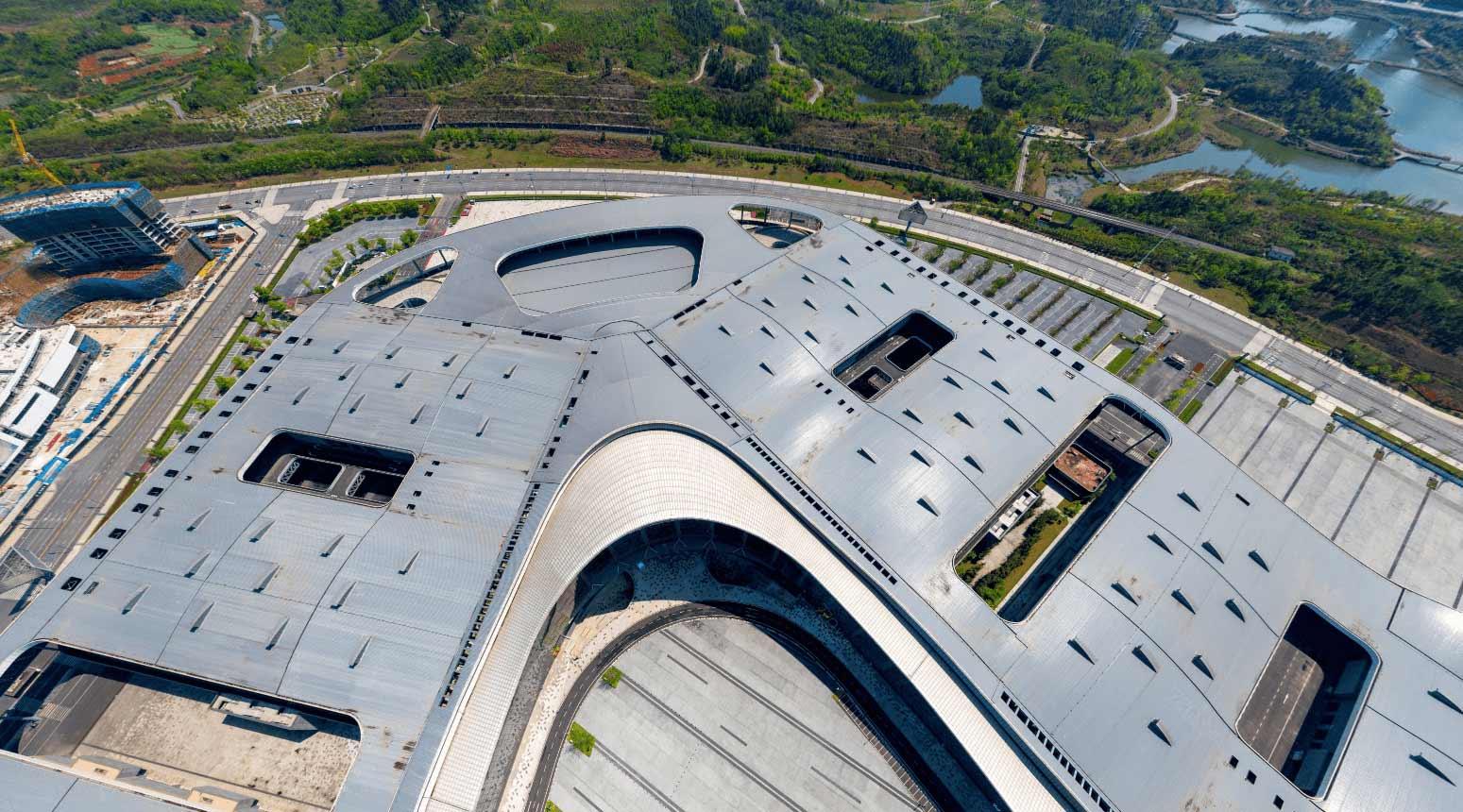中国西部国际博览城国际展览展示中心